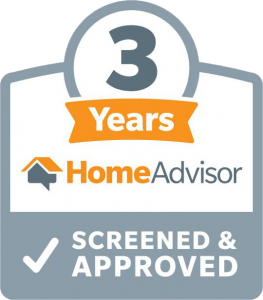 HomeAdvisor 3 Years